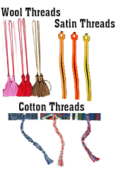 threads and tassels