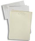 Custom Embossed Letterheads Printing