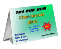 Lowest Price Table Tents Printing Online